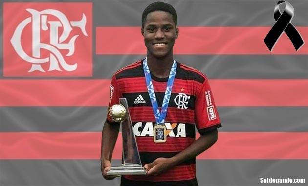 Samuel Thomas Rosa | 15 años