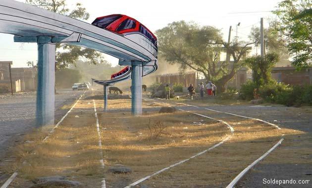 Tren Kanata La Chimba