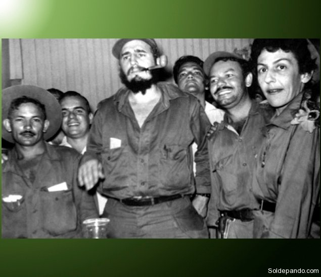 Triunfo Revolución Cubana