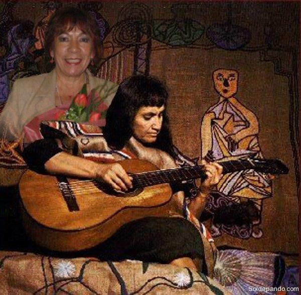 Violeta Parra en Bolivia