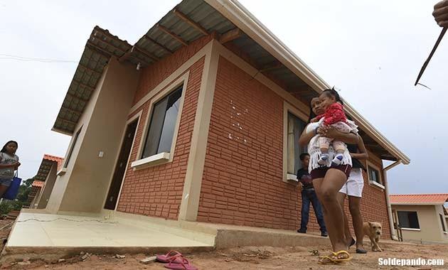 GALERÍA | Casas dignas para los más vulnerables