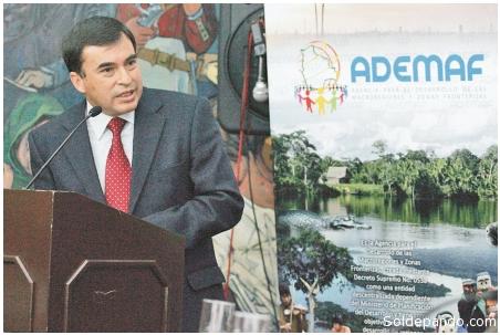 """¿Impulsó """"Ademaf"""" efectivamente el desarrollo fronterizo del país?"""