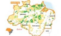 """Cerca de 40% da Amazônia Brasileira já é """"coberta"""" por unidades de conservação e terras indígenas, segundo o último relatório da Rede Amazônica de Informações Socioambientais Georreferenciadas (Raisg), divulgado no início deste mês. Assim, à medida que aumenta a demanda por eletricidade e os projetos de geração de energia se multiplicam, a briga por espaço entre áreas protegidas e obras de infraestrutura tende a se agravar."""