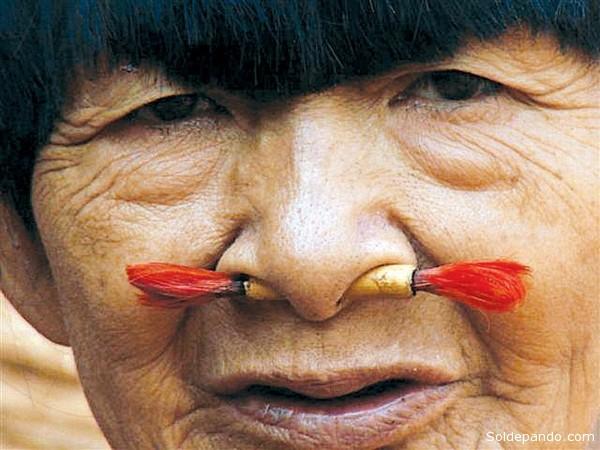 Con la muerte de Bosé Yacu se consumó la extinción de los Pacahuara