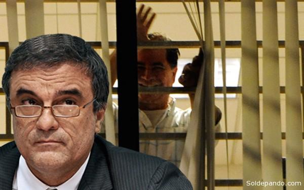 El Ministro de Justicia brasileño, José Eduardo Cardozo, intentará liberar al senador pandino Roger Pinto la primera semana de febrero. | Fotomontaje Sol de Pando.