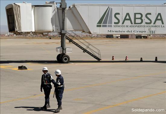 Sabsa fue nacionalizada tras reiteradas denuncias del Sindicato de Trabajadores de esa empresa que desde hace más de dos años  cuestionaban los altos sueldos de sus gerentes.