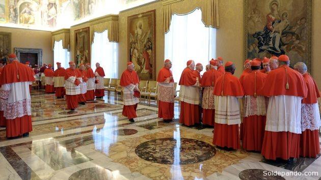 Entre los cardenales que elegirán al nuevo Papa, hay importante presencia latinoamericana.