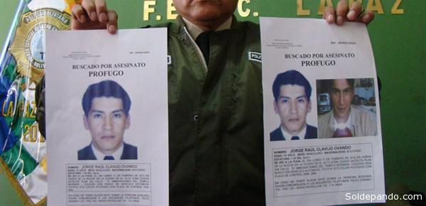 El coronel Daniel Quintanilla Monteros, director distrital de la Felcc El Alto, confirmó que la muerte de Hanali Huaycho fue por lesión pulmonar cardiaca izquierda provocada por el uso de arma punzo cortante (shock hipovolémico). | | Foto Erbol