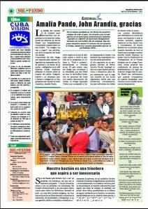 Pagina Editorial