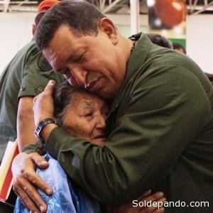 El presidente Hugo Chávez | Foto Archivo