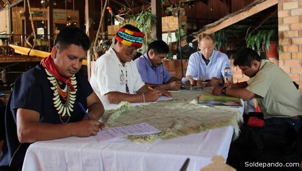 """La """"Iniciativa para la Conservación de la Amazonia Andina"""" (ICAA) es el brazo de Usaid que comienza a normalizar sus actividades en la amazonia boliviana."""