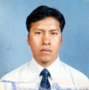 El periodista Carlos Quispe, asesinado el 29 de marzo del 2008. En cinco años no se aclaró el caso.
