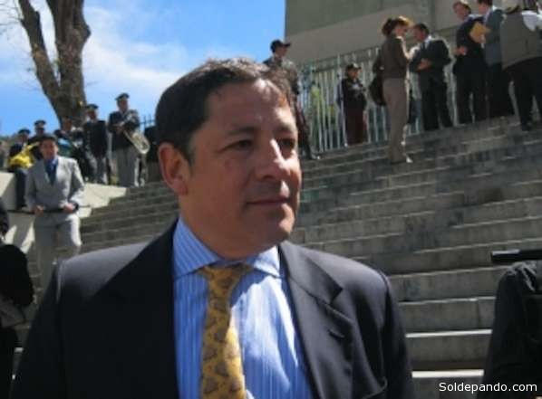 Carlos Fernández Mazzi, destacado operador de proyectos trasnacionales mineros. Participó en San Cristóbal de Potosí con Apex Silver y por breve tiempo en el Mutún de Santa Cruz con Jindal.