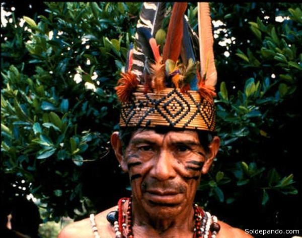 Los guaraníes fueron uno de los primeros pueblos contactados tras la llegada de los europeos a Sudamérica hace unos 500 años.