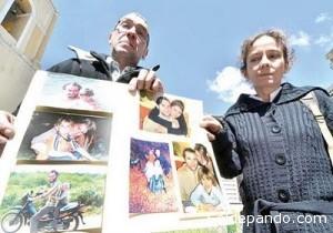 Los padres de Jeremie Bellanger llegaron a Bolivia para saber la verdad de lo sucedido en Guayaramerín.