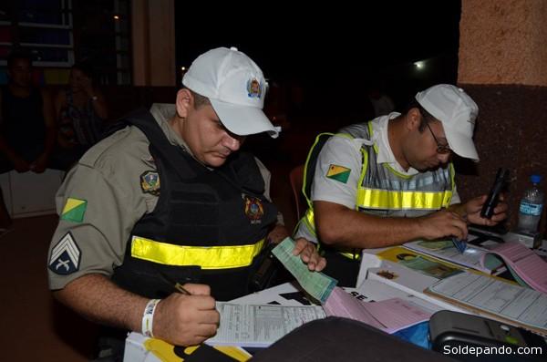 A operação já passou pelos municípios de Sena Madureira, Brasiléia e Epitaciolândia. A ideia é que se estenda a todas as demais cidades do Acre.