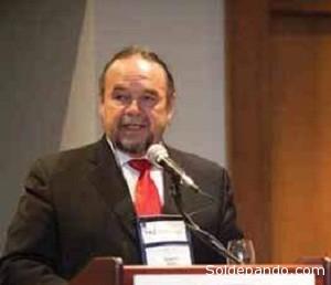 Glenn Nolan, vicepresidente de la compañía Noront Resources, jefe indígena de la Primera Nación Missanabie Cree y presidente de la Asociación de Prospectores y Desarrolladores Mineros de Canadá.