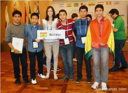 Delegacion Boliviana