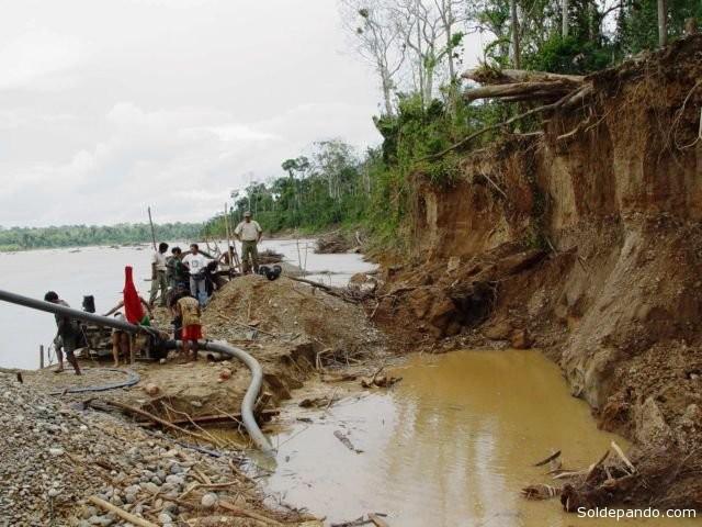 Expertos de seis países amazónicos, incluyendo Bolivia, analizan en Perú la contaminación que genera la intensa explotación aurífera en los ríos de la gran cuenca.