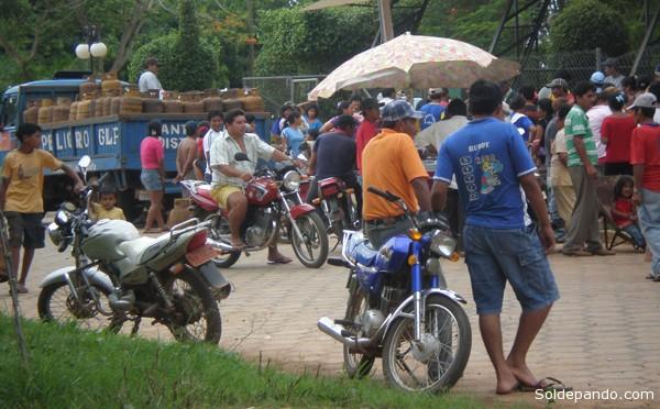 Gobierno garantiza la provisión de carburantes en Pando.