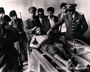 Al Che lo mataron a sus 39 años, el 9 de octubre de 1967.