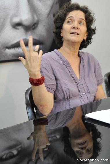 Marta Azevedo asumió la jefactura de la Funai hace poco más de un año.
