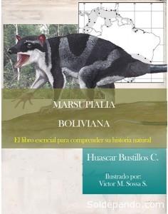 Portada del MARSUPIALIA BOLIVIANA.