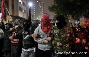 El descontento popular tiene en vilo al gobierno brasileño.