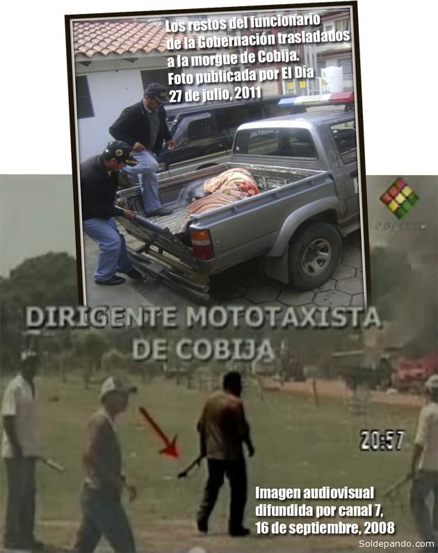 El extraño caso de Chito López