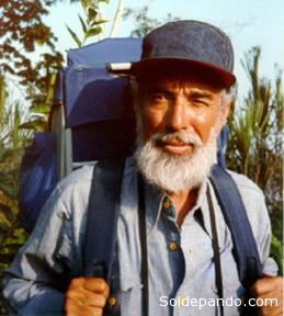 El visionario científico cubano Antonio Núñez Jimenez.