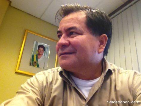 Roger Pinto se encontraba hace más de un año en la embajada brasileña sin obtener el salvoconducto.