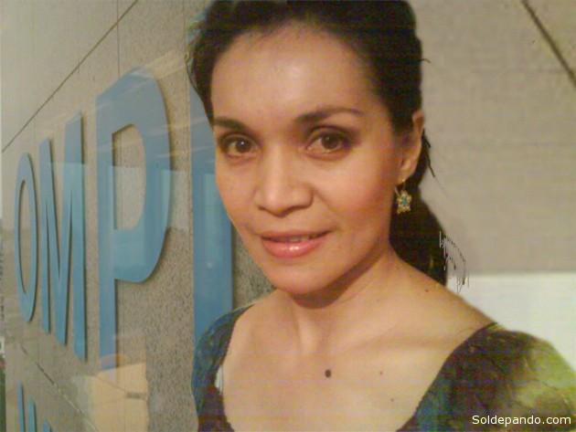La abogada cochabambina Helga Riffarachi es experta formada por la Organización Mundial de Propiedad Intelectual (Ompi). | Foto Archivo Sol de Pando