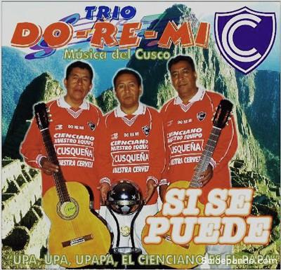 """El trío cuzqueño """"Los Do-Re-Mi"""", cuya ignorancia sobre el valor histórico de una canción cochabambina que les llevó a cometer un descarado plagio, tendría que ser sancionada por las propias autoridades del Perú, según la experta Helga Riffarachi,"""