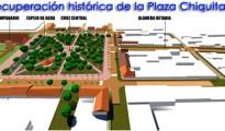 Recuperacion Historica de la Plaza Chiquitana