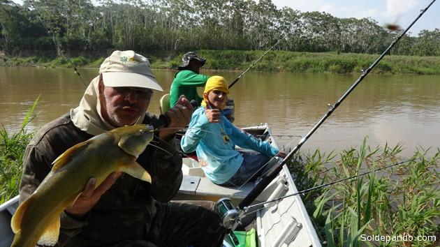 Pesca Manuripi