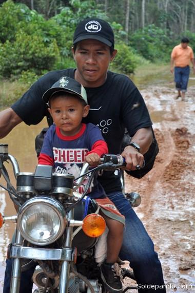 Los pobladores piden asistencia al gobierno nacional y departamental que hasta el momento sólo cuantificaron los daños. | Foto Archivo Sol de Pando