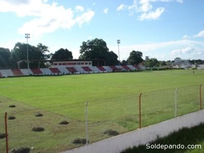 El estadio Antonio Araujo Lopes tiene capacidad para 5.000 espectadores, cuenta con vestuarios e iluminación, y está a pocos pasos de Cobija. | Foto Archivo