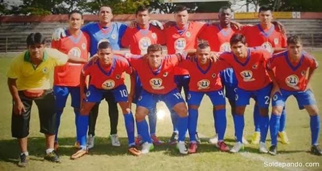 El equipo de la Universidad Amazónica de Pando debutó en el torneo de ascenso a la Liga el anterior sábado empatando con el club García Ágreda en Tarija, y este domingo será local ante Calleja de Santa Cruz en el estadio de Porvenir. | Foto Archivo