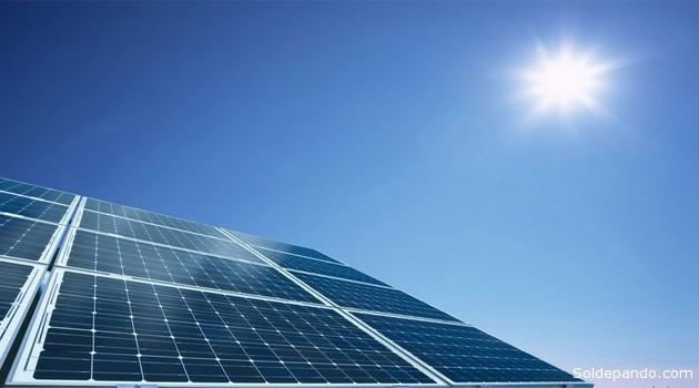 Los cinco megavatios que aportará la planta de energía solar en Pando permitirán cubrir con creces el 100% de la demanda local de electricidad, y a la vez reducir el consumo subvencionado de diesel que se utiliza para la generación de energía termoeléctrica.   Foto Archivo