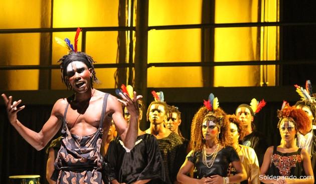 O Bando de Teatro Olodum foi fundado por Márcio Meireles   Foto Márcio Meireles