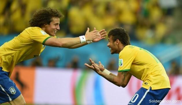 Neymar Jr. es el indiscutible ídolo del combinado brasileño.  | Foto ©TiroLibre.com