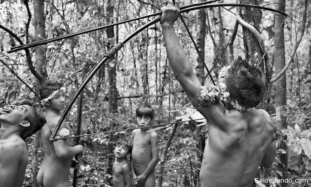 Foto ©Sebastiao Salgado | Survival