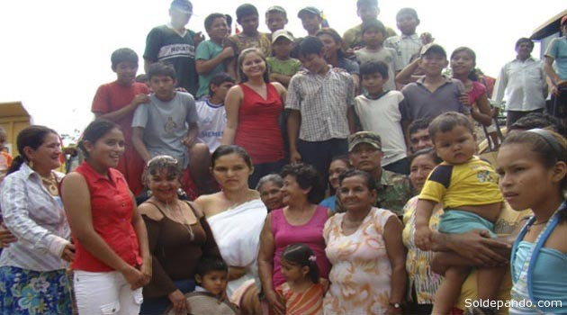 Las poblaciones amazónicas de Bolivia tienden a incrementar la prevalencia de sus habitantes jóvenes. | Fotomonteje Sol de pando.