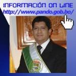 http://www.pando.gob.bo/