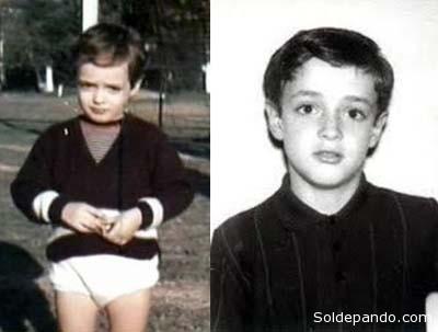 El 11 de agosto nació en Buenos Aires Gustavo Adrián Cerati Clark, hijo mayor del ingeniero Juan José Cerati y de Lilian Clark. A los 12 años forjó un trío con el cual tocaba en algunas fiestas escolares. Durante su infancia asistió a un colegio religioso