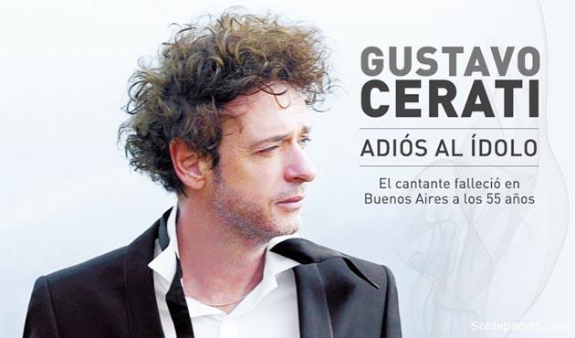 Portada de El Universal de México DF.