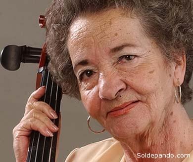 Doña Gladys Moreno vivió 74 años. | Foto el Deber
