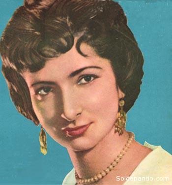 Nadie duda que Gladys Moreno es una estrella que tiene un lugar en el firmamento de las inmortales divas. | Foto Archivo Sol de Pando