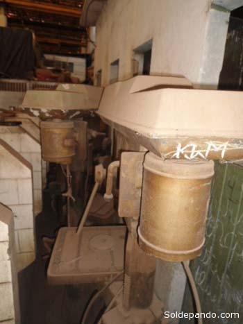 Equipos obsoletos hipotecados por D'Andréa que no tienen postores en los remates. | Foto Sol de Pando