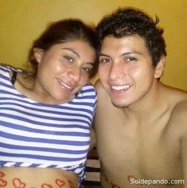 Julio Cesar y Marissa